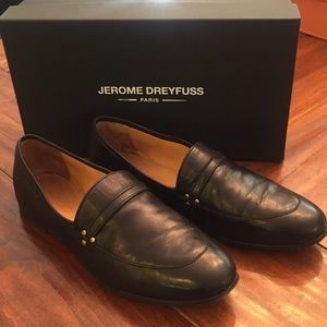 Jerome Dreyfuss  black loafer